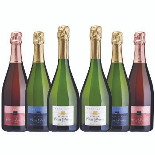 CHAMPAGNE - Remy Massin - mixed case