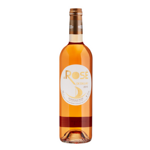 Chateau Dallau - Rosé 2015 - Bordeaux