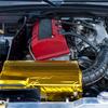 Exoracing 1M x 1.2M Adhesive Gold High Temperature Reflective Heat Shield Sheet