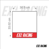 Racing Number Boards