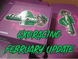 Exoracing | (late) February 2021 update packaging and more!