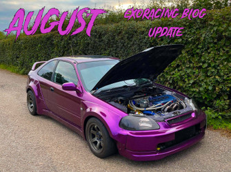 Exoracing   August 2021 Update AWD Turbo Civic and much more