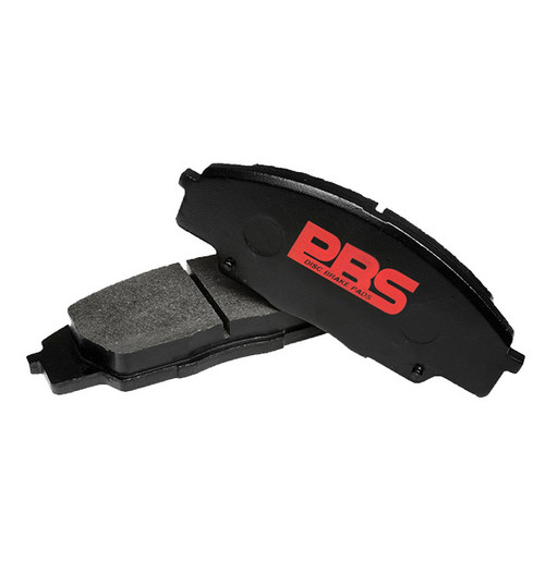 PBS PRORACE FRONT BRAKE PADS RENAULT CLIO 172/182