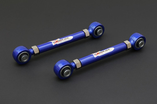 HARDRACE ADJUSTABLE REAR FRONT LATERAL ARM WITH SPHERICAL BEARINGS 2PC SET SUBARU LEGACY BE BH BL BP OUTBACK