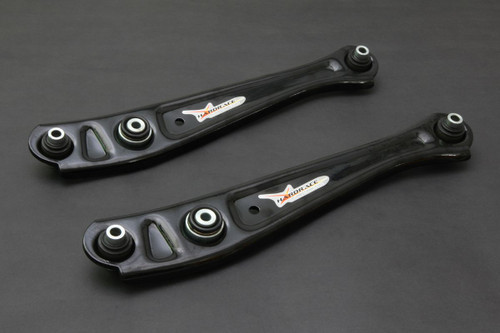 HARDRACE OE STYLE REAR LOWER CONTROL ARM WITH SPHERICAL BEARINGS 2PC SET HONDA CIVIC EK 96-00