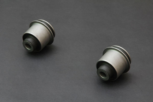 HARDRACE HARDENED RUBBER FRONT LOWER ARM BUSHES 2PC SET LEXUS IS200 IS300 TOYOTA JZX90 JZX100 98-05