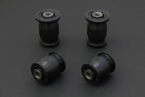 HARDRACE HARDENED RUBBER FRONT LOWER ARM BUSHES 4PC SET MAZDA MIATA MX5 90-03