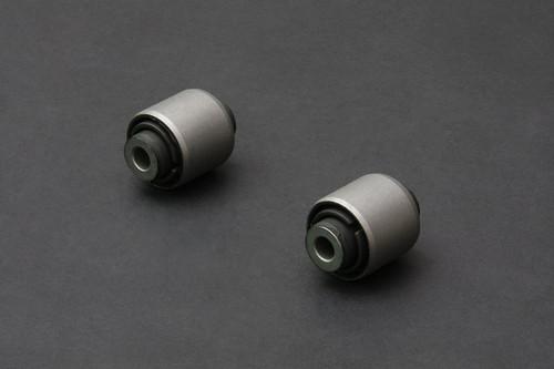 HARDRACE HARDENED RUBBER FRONT LOWER ARM SMALL BUSHES 2PC SET SUBARU IMPREZA GC