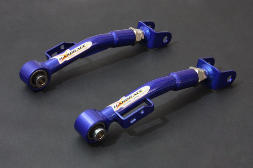 HARDRACE ADJUSTABLE REAR TRAILING ARMS WITH SPHERICAL BEARINGS 2PC SET TOYOTA FT86 SUBARU BRZ