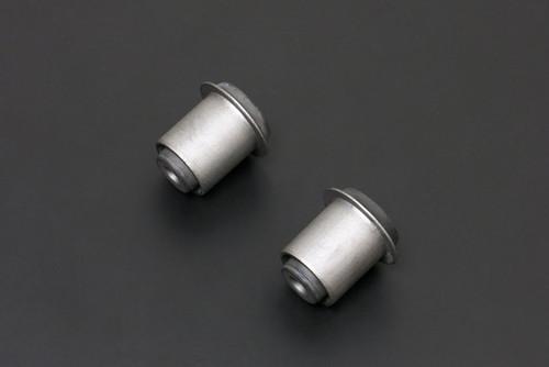 HARDRACE HARDENED RUBBER REAR LOWER ARM BUSHES 2PC SET LEXUS IS200 IS300 TOYOTA JZX90 JZX100 98-05