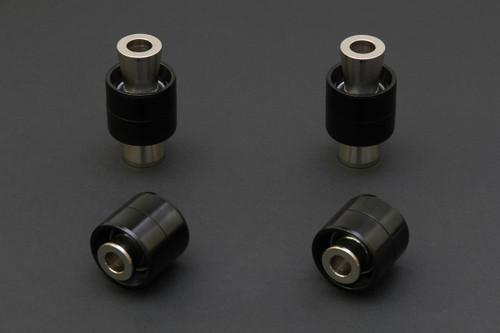 HARDRACE SPHERICAL BEARINGS FRONT LOWER ARM BUSHES 4PC SET NISSAN 350Z Z33