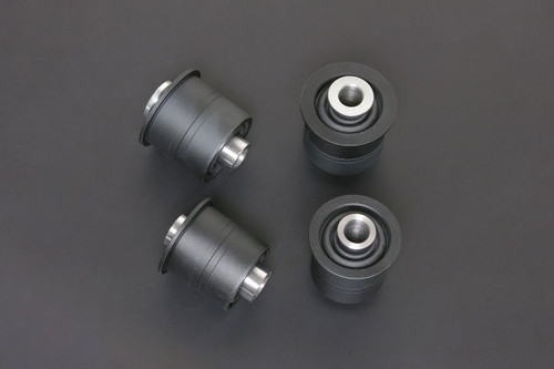 HARDRACE SPHERICAL BEARINGS REAR UPPER ARM BUSHES 4PC SET HONDA S2000 AP2 04-09