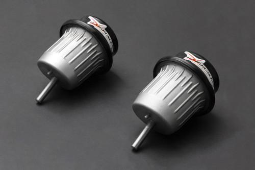 HARDRACE HARDENED ENGINE MOUNTS 2PC SET LEXUS IS250 IS350 GS350 09-13