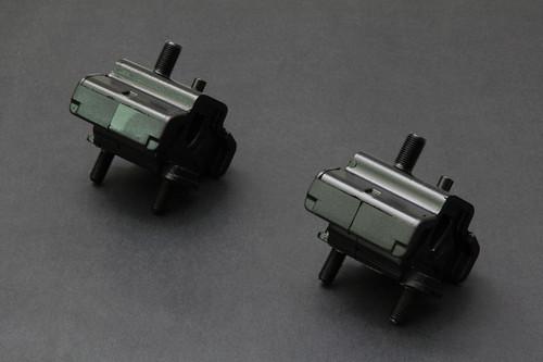HARDRACE HARDENED ENGINE MOUNTS 2PC SET MAZDA MX5 MIATA 05-13