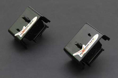 HARDRACE REINFORCED FRONT ENGINE MOUNTS 2PC SET NISSAN SKYLINE R32 R33 NON GT-R CEFIRO A31 LAUREL C33