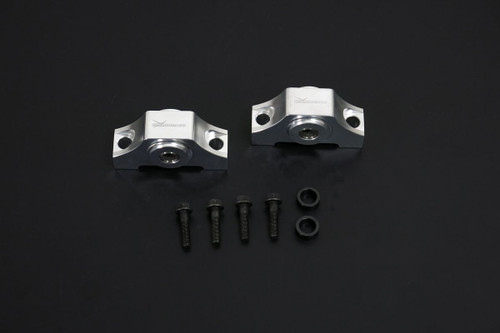 HARDRACE SOLID ALUMINIUM ENGINE MOUNTS HONDA CIVIC EG EK INTEGRA DC2