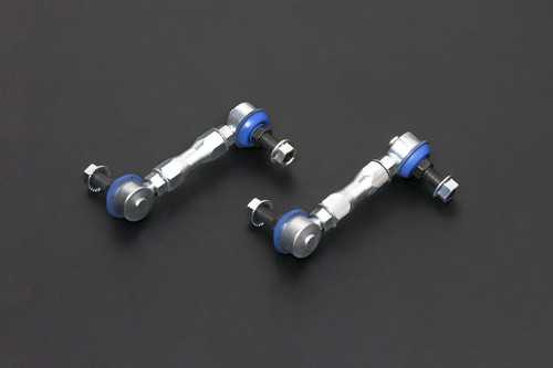 HARDRACE ADJUSTABLE UNIVERSAL DROP LINKS 10MM ROD ENDS - 220-240MM