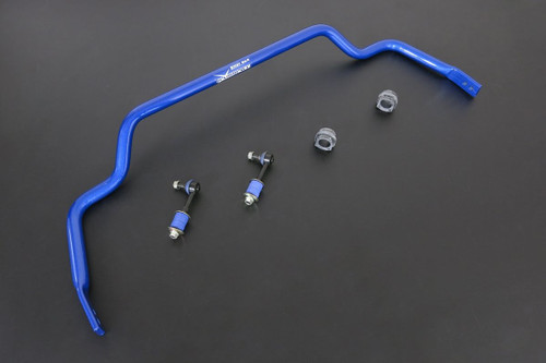 HARDRACE ADJUSTABLE 28MM FRONT ROLL BAR WITH TPV DROP LINKS BUSHES 5PC SET NISSAN 200SX S14