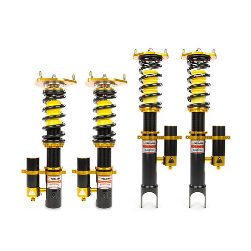 Yellow Speed Racing YSR 3-Way Club Performance Coilovers Subaru Forester SG 03-08