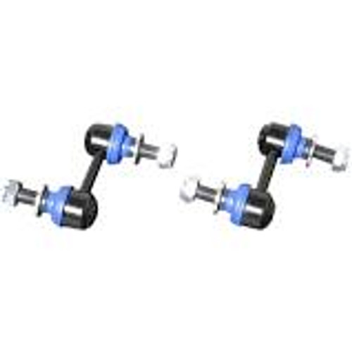 HARDRACE REINFORCED FRONT DROP LINKS 2PC SET SUBARU IMPREZA VA LEGACY OBK BM BR