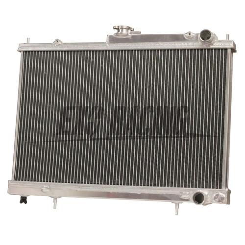 Exoracing Nissan Skyline R33 R34 GTR GTST Aluminium radiator 42mm 2 row