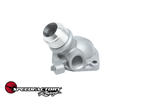 SPEEDFACTORY RACING D16Y7/Y8 -16AN THERMOSTAT HOUSING