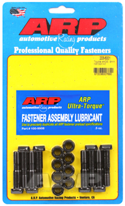 ARP ROD BOLT KIT TOYOTA COROLLA 4AGE M9