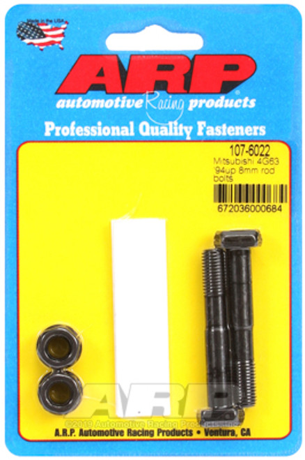 ARP SINGLE ROD BOLT KIT MITSUBISHI LANCER EVOLUTION EVO 2-9 II-IX
