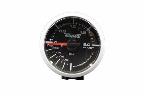 Turbosmart Turbosmart Boost Gauge 0-2 Bar 52mm