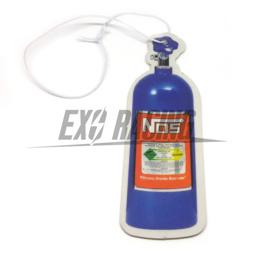 Exoracing japanese NOS bottle nitrous air freshener paper