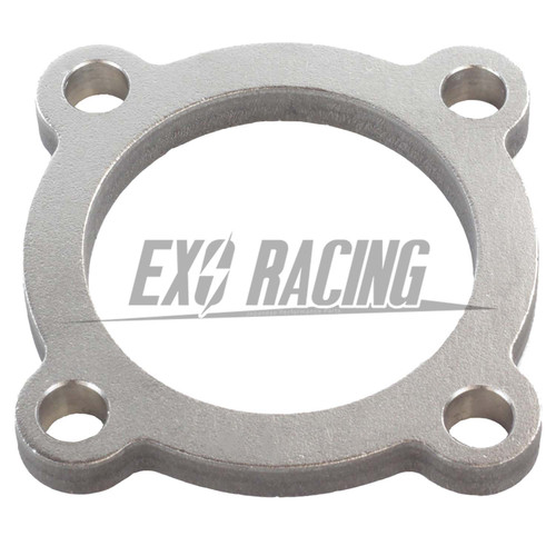 "Exoracing 2.5"" 4 bolt universal downpipe flange turbo exhaust"