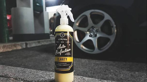 Auto Perfection Clarity Quick Detailer 500ml