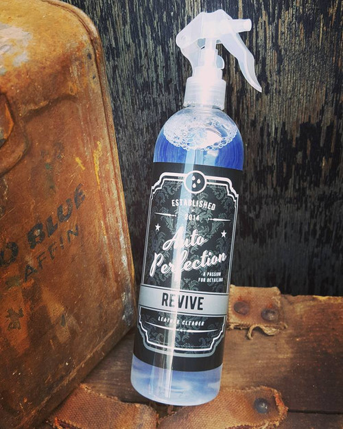 Auto Perfection Revive Leather Cleaner 1Ltr