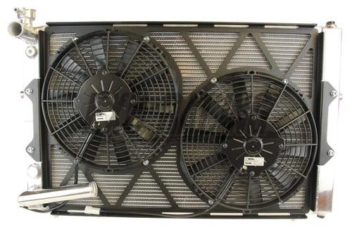 Exoracing for HONDA Integra DC2 Kswap Radiator Fan Shroud Kit 1860 cfm