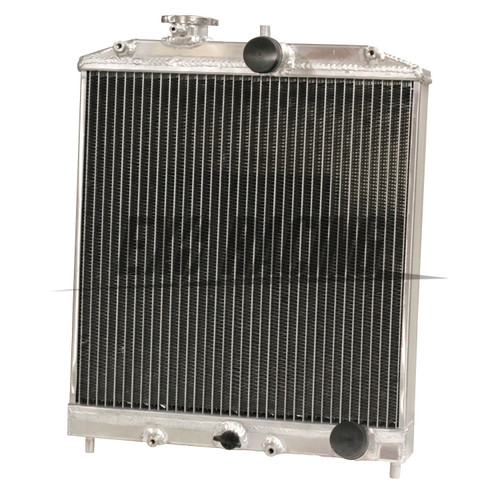 Exoracing High flow 3 row radiator for honda civic EK EJ EG 92-00