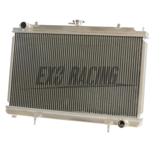 Exoracing High flow 2 row aluminium radiator for Nissan S14/S15 SR20DET