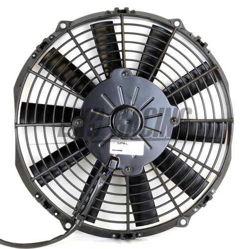 "SPAL Radiator Fan - 10.0"" (255mm) Push VA11-AP8/C-29S 631cfm"