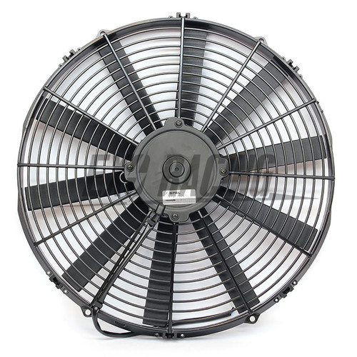 "SPAL Radiator Fan - 15"" (385mm) Pull VA18-AP10/C-41A 1074cfm"