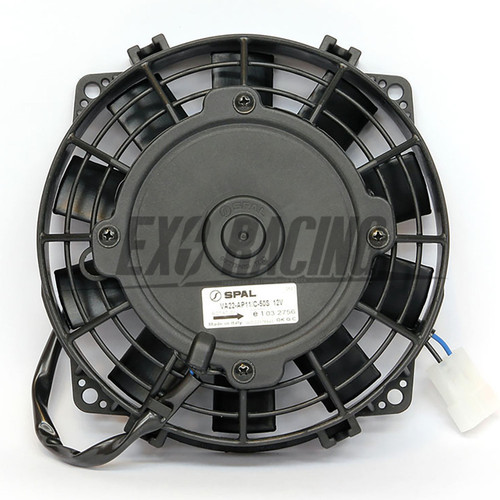"SPAL Radiator Fan - 6.5"" (167mm) Push VA22-AP11/C-50S 301cfm"