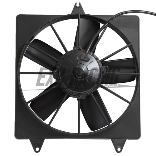 "SPAL Radiator Fan - 11.0"" (280mm) Push VA04-AP70/LL-37S 1345cfm"