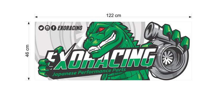Exoracing Boostasaurus workshop banner 1220 x 460