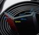 Exoracing Universal 2.5m Car Lip Skirt Protector Front Bumper Spoiler Splitter R