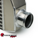 "SPEEDFACTORY RACING STANDARD SIDE INLET/OUTLET INTERCOOLER 2.5"" INLET 2.5"" OUTLET - SS - 450HP"