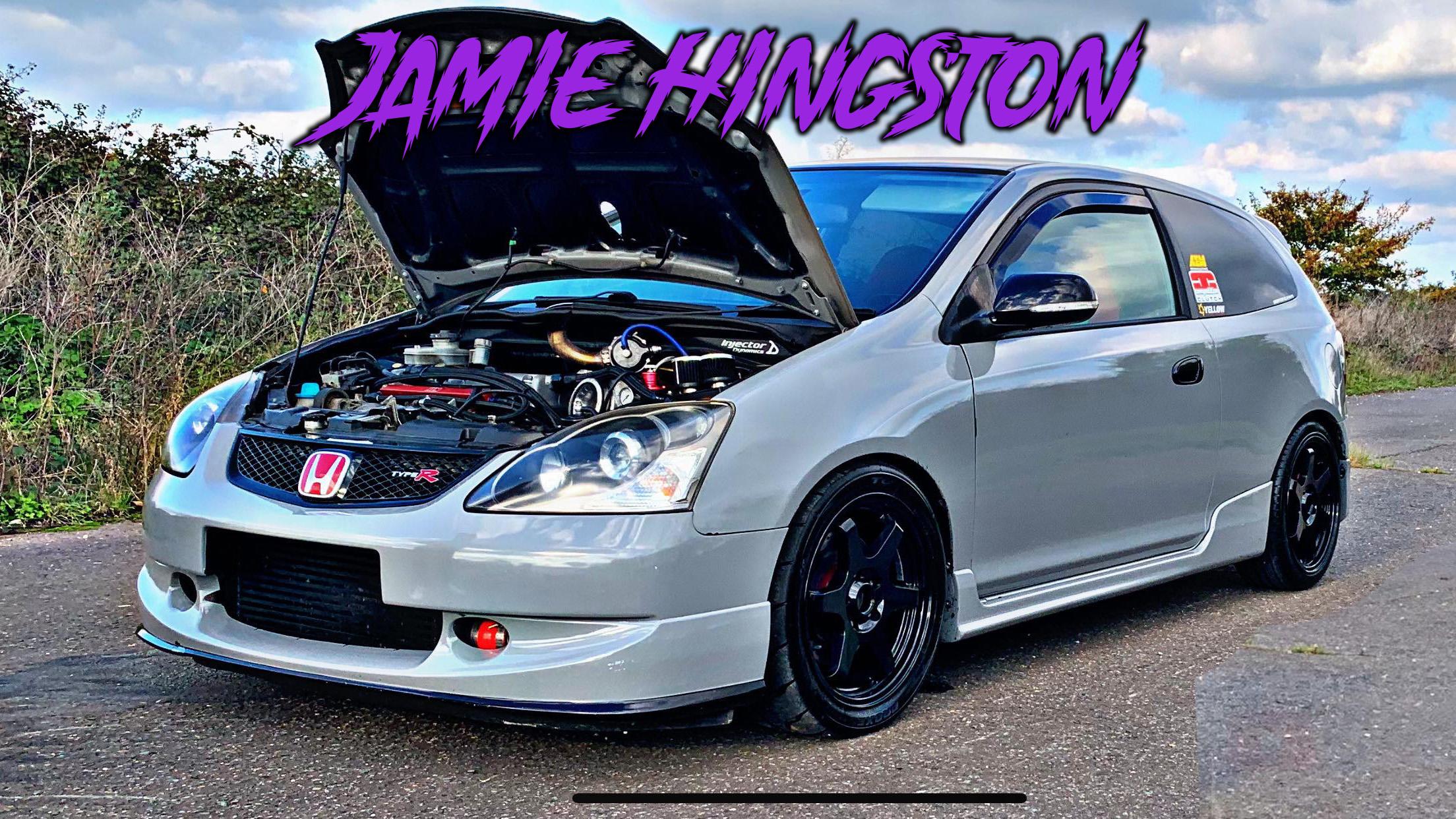 jamie hingston turbo ep3