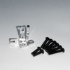 Losi Desert Buggy XL Aluminum servo clamp set and hardware.  Help protect your servo from stress.