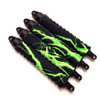 New Green Lightning shock boots for your Traxxas X-MAXX!  Now in stock and ready to go.  Perfect match for the new Traxxas green trucks.