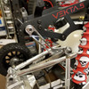 Aluminum torsion levers show here mounted on our shop Kraken Vekta truck (Left side) with the super beefy IRP links! These levers mount directly to your swaybar using the stock set screw.