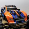 Traxxas MAXX 3D Printed Body washers in Black!