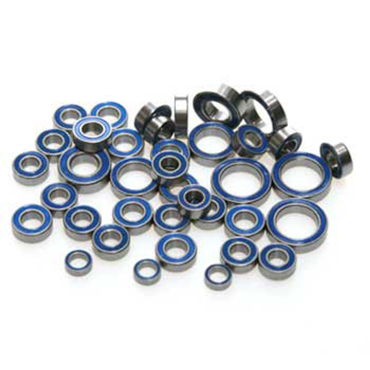 Traxxas Revo 3.3 & Platinum complete replacement bearing kit.  Contains every bearing in the truck!