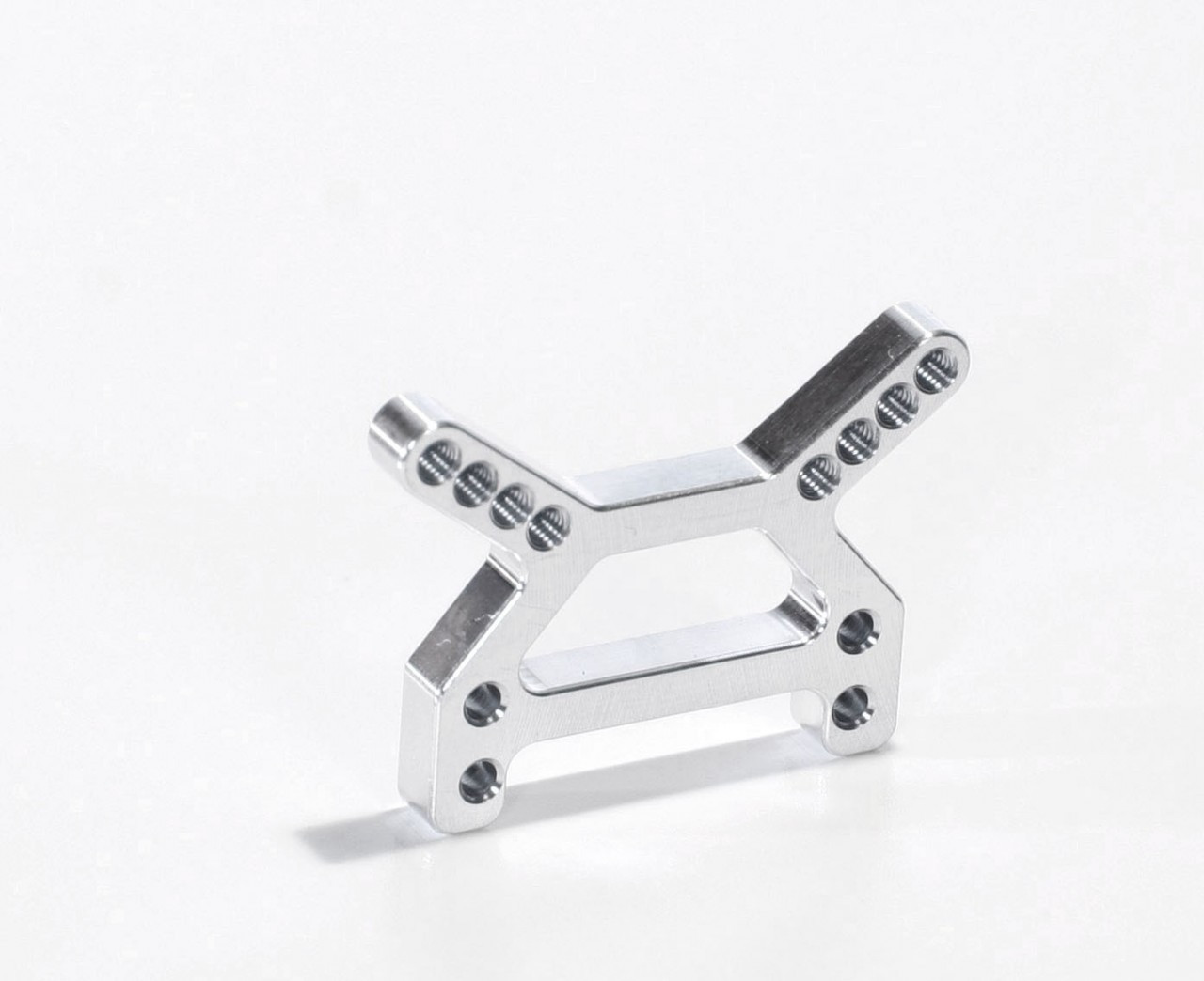 Aluminum front shock tower for the Associated RC18 Buggy.  Direct from Fullforce RC.  Also fits the new Reflex buggy.